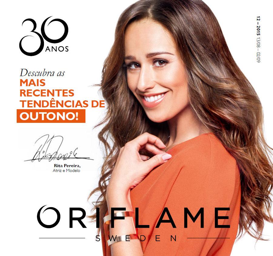 Rita Pereira - Embaixadora Oriflame