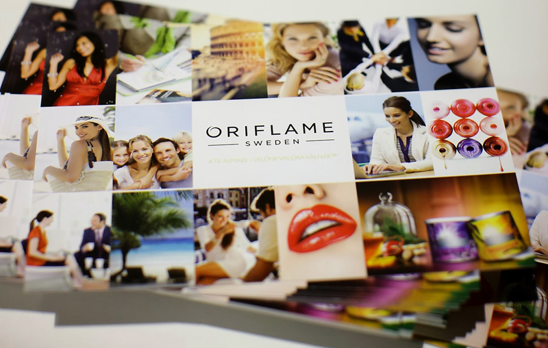 Material Oriflame