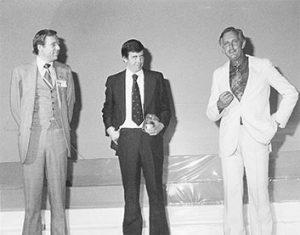 Fundadores da Oriflame em 1967