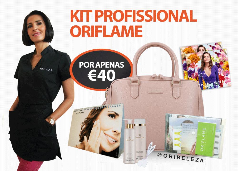 Kit Profissional da Oriflame