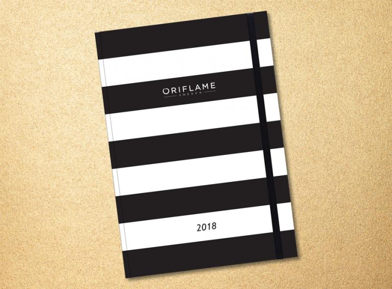 Agenda Oriflame 2018