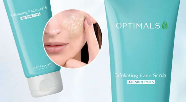 Oriflame Facial Optimals Scrub