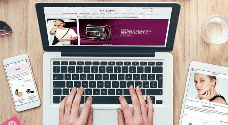 Abra a Sua Própria Loja Oriflame Online