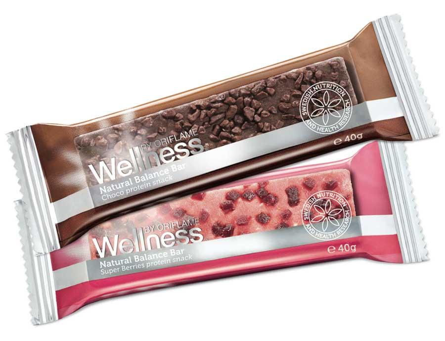 Barras Natural Balance Wellness