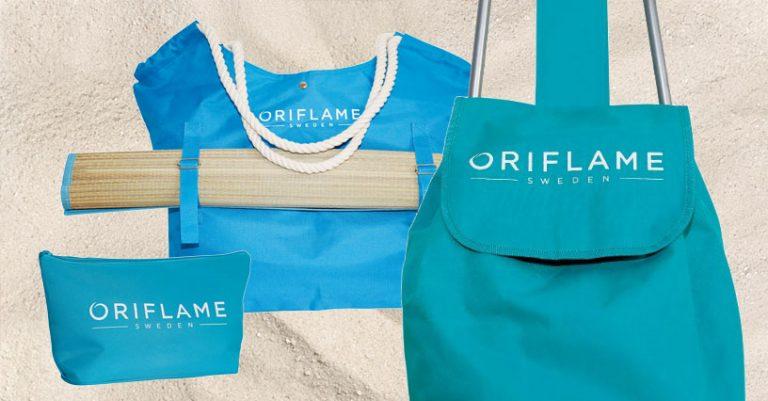 Campanha de Verão 2018 da Oriflame