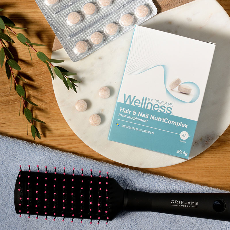 Cuidados com o Cabelo Wellness
