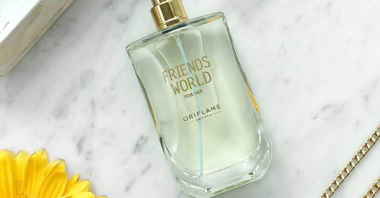 Eau de Toilette FriendsWorld para Ela