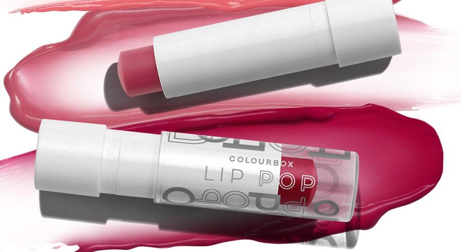 Bálsamo de Lábios Lip Pop Colourbox