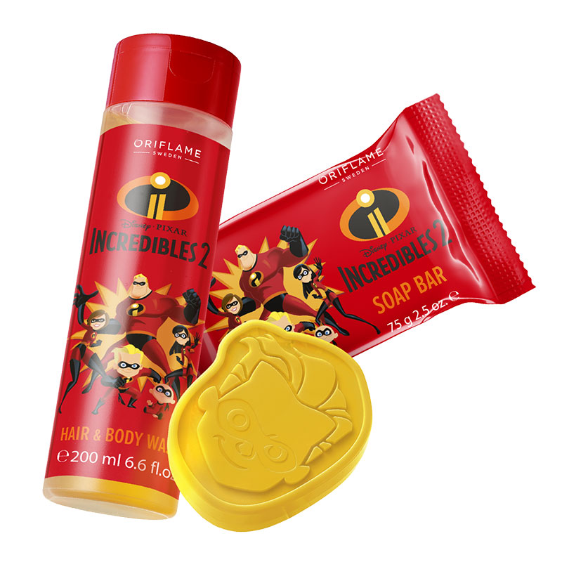 Incredibles 2 Disney Pixar Oriflame