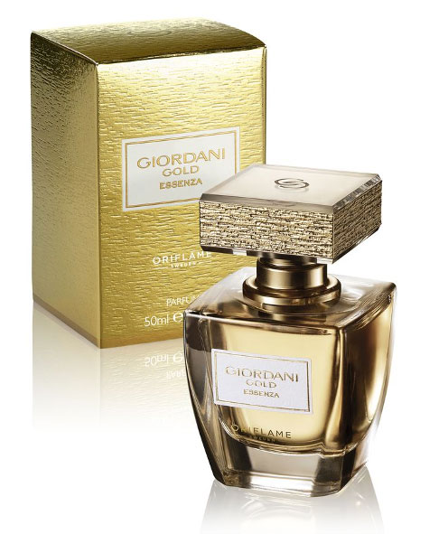 Parfum Essenza Giordani Gold