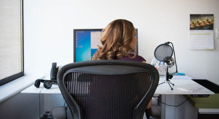 Ser Saudável e Produtivo Sem Sair da Secretária