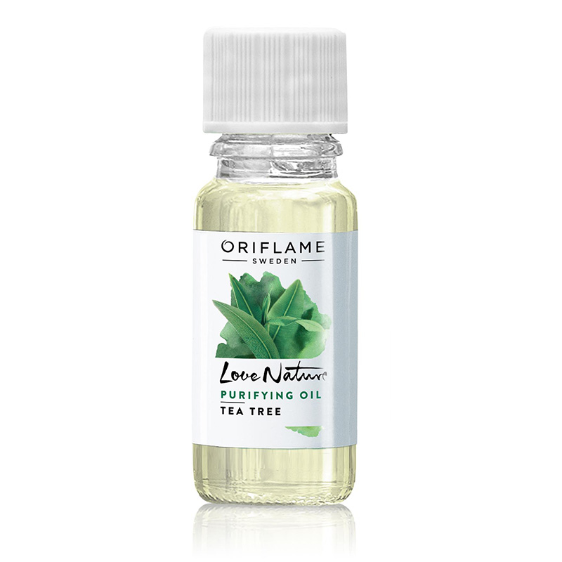 Óleo Purificante com Tea Tree Love Nature