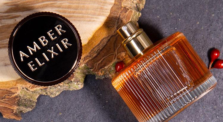 Eau de Parfum Amber Elixir