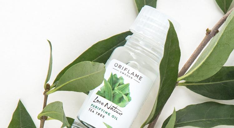 Óleo Tea Tree Oriflame