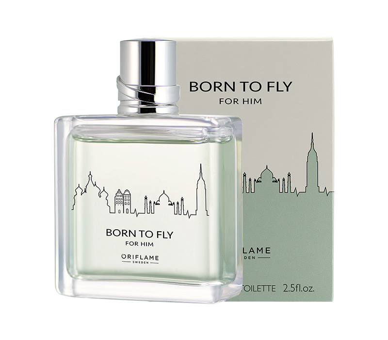 Eau de Toilette Born to Fly para Ele