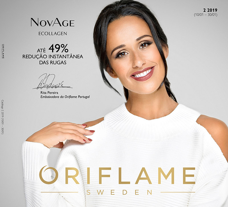 Catálogo 02 de 2019 da Oriflame