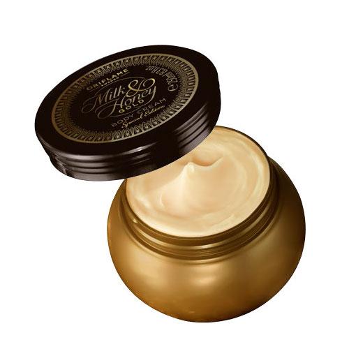 Creme Corpo Milk & Honey Gold Edição Especial