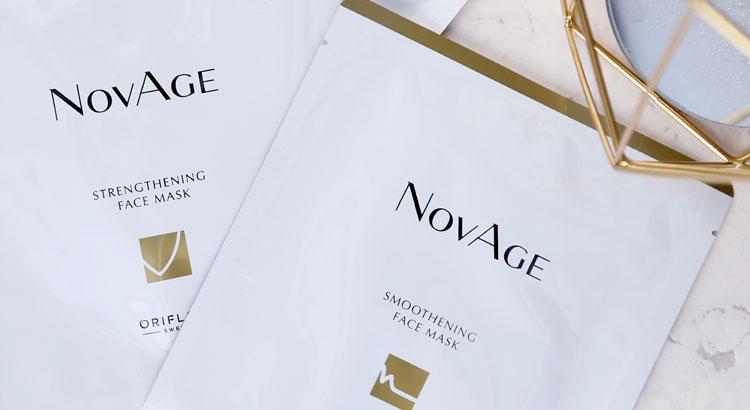 Máscaras Faciais NovAge