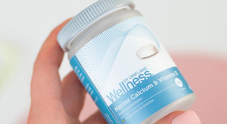 Cálcio Marinho e Vitamina D