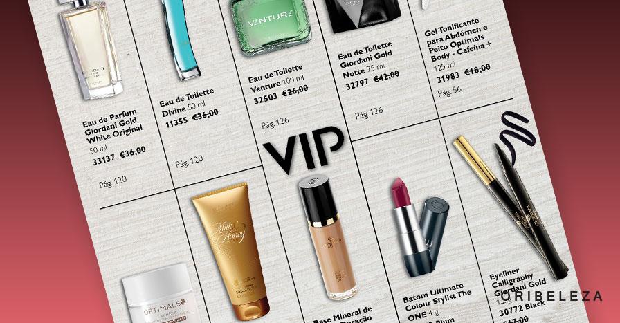Programa VIP do catálogo 09 de 2019