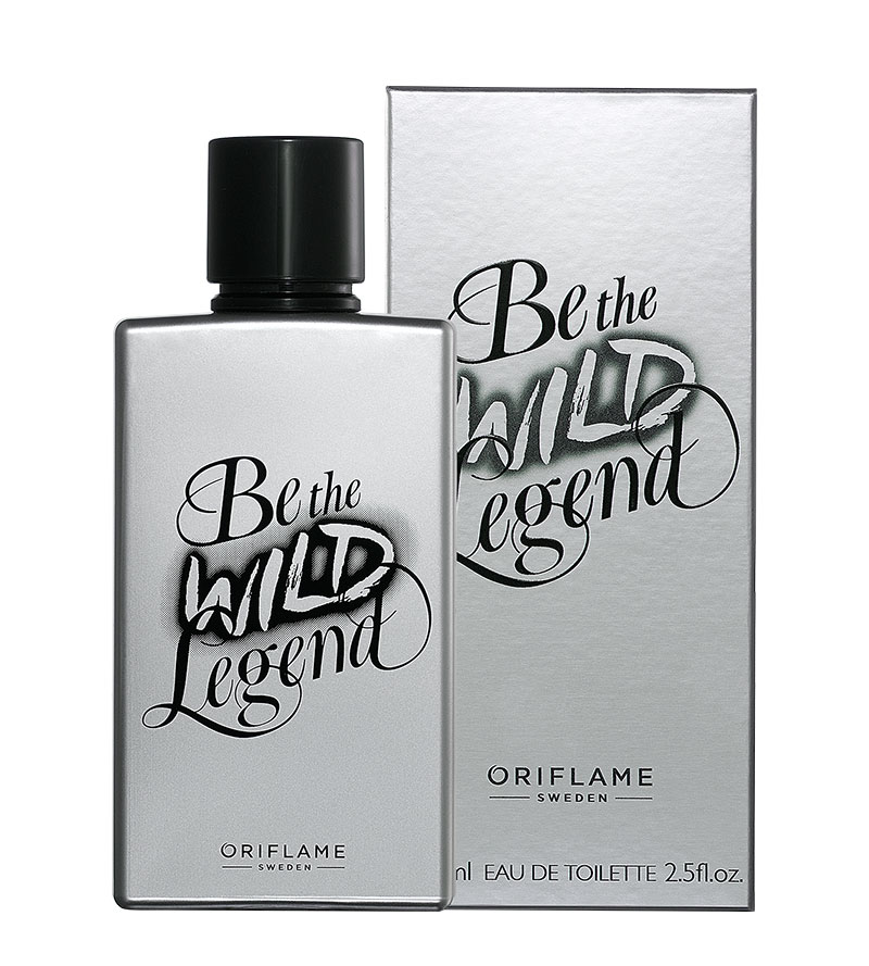 Eau de Toilette Be The Wild Legend