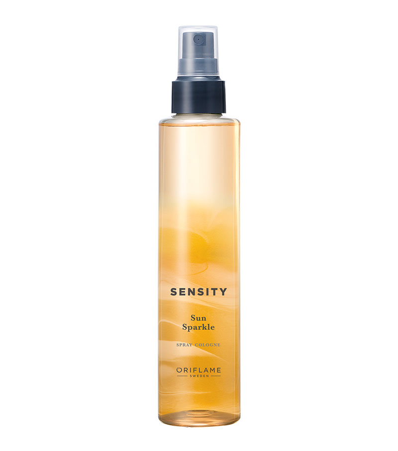 Colónia em Spray Sensity Sun Sparkle