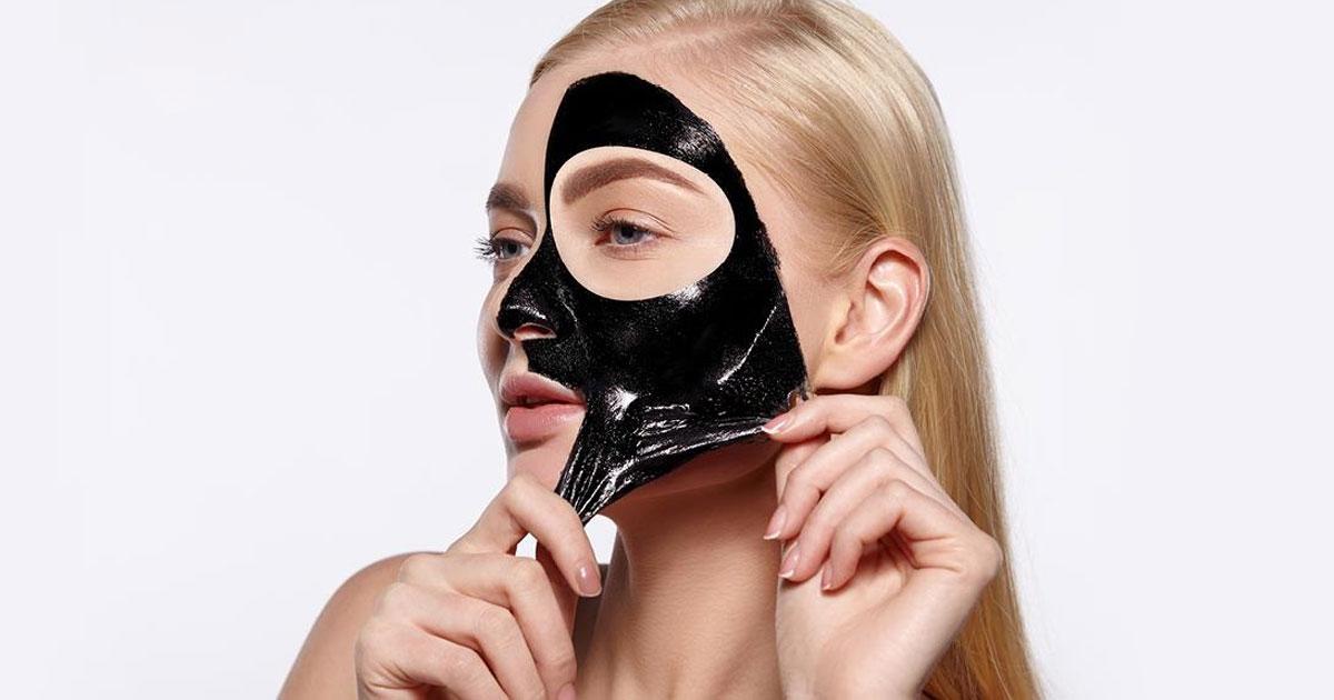 Máscara Facial Peel-Off Carvão Pure Skin