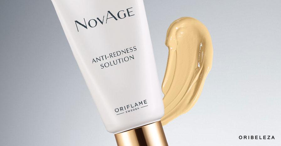 Solução Antivermelhidão NovAge