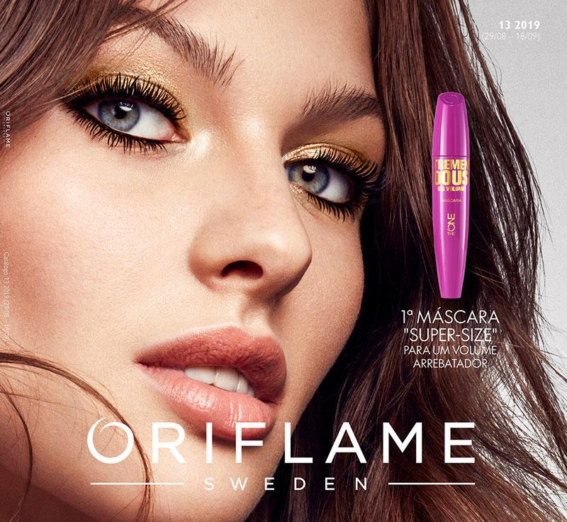 Catálogo 13 de 2019 da Oriflame