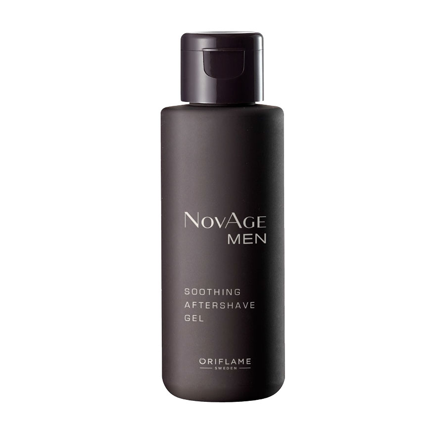 Gel Aftershave Suavizante NovAge Men