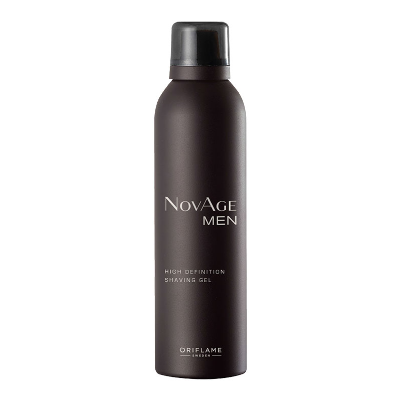 Gel de Barbear High Definition NovAge Men
