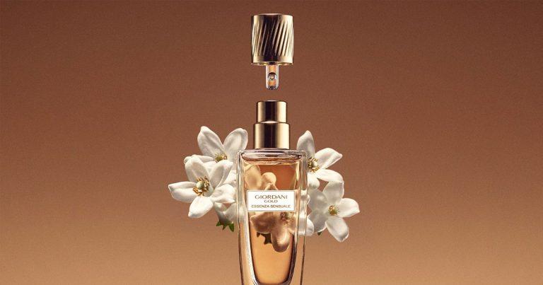 Eau de Parfum Essenza Sensuale Giordani Gold