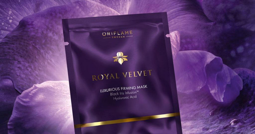 Máscara Refirmante Luxurious Royal Velvet