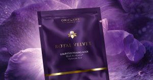 Máscara Refirmante Luxurious Royal Velvet