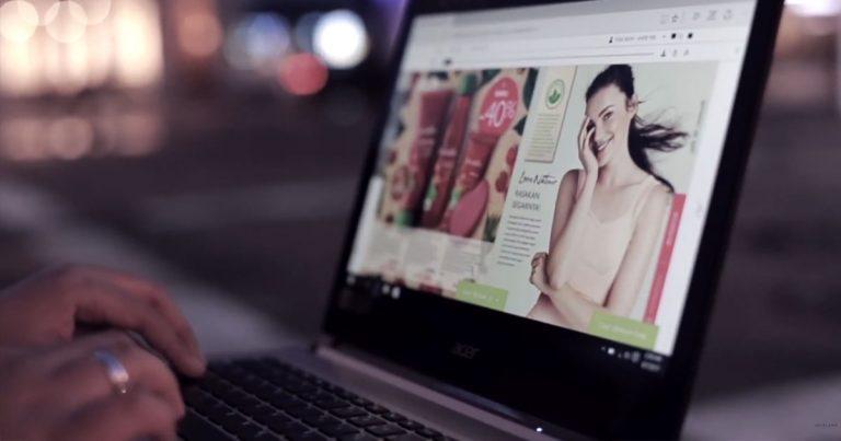 Como Comprar na Loja Online Oriflame