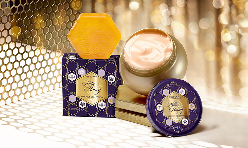 Precious Collection Milk & Honey Gold