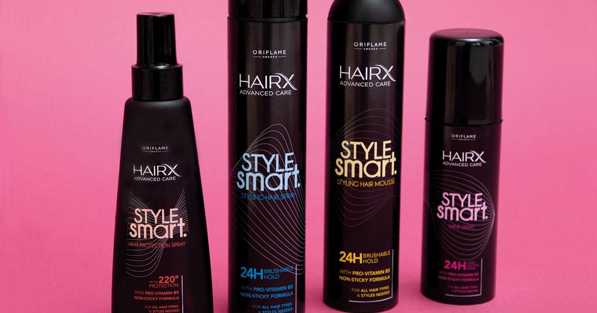 HairX Style Smart