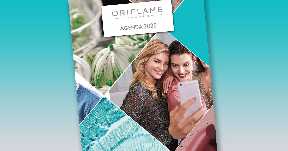 Agenda 2020 Oriflame
