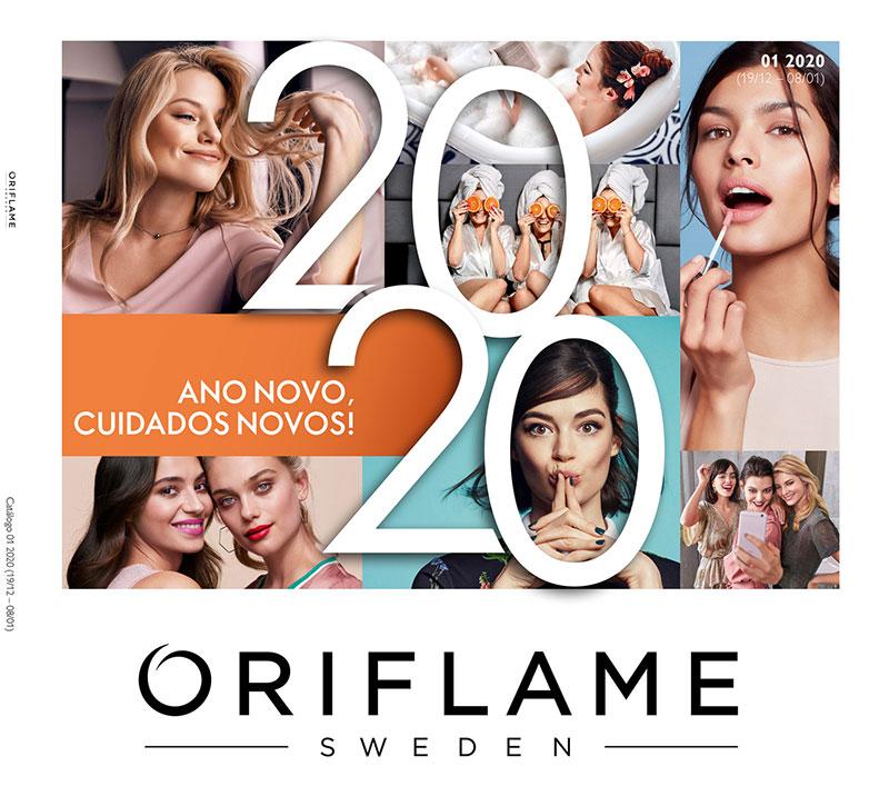 Catálogo 01 de 2019 da Oriflame