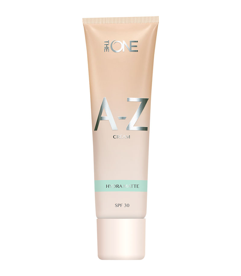 Creme A-Z Hydra Matte com FPS 30 The ONE