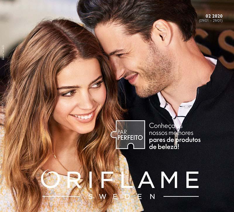 Catálogo 02 de 2020 da Oriflame
