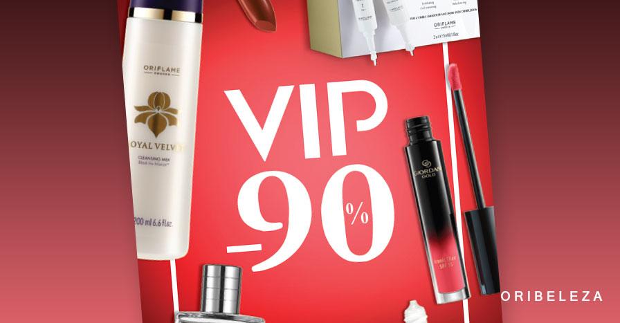 Programa VIP do Catálogo 03 de 2020