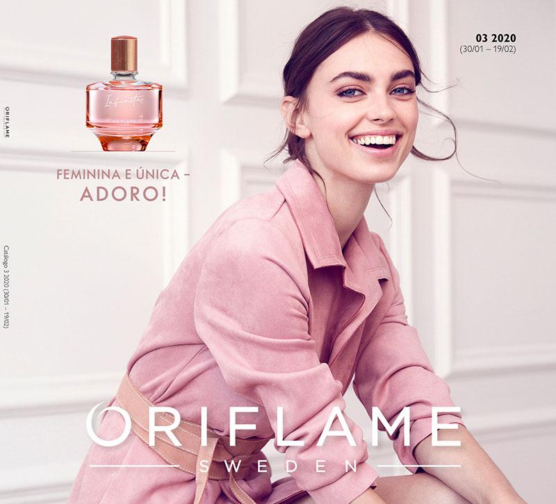 Catálogo 03 de 2020 da Oriflame