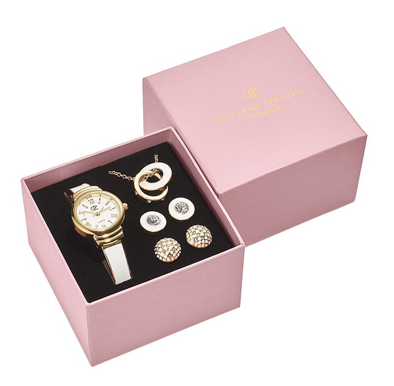 Relógio e Acessórios Elegance