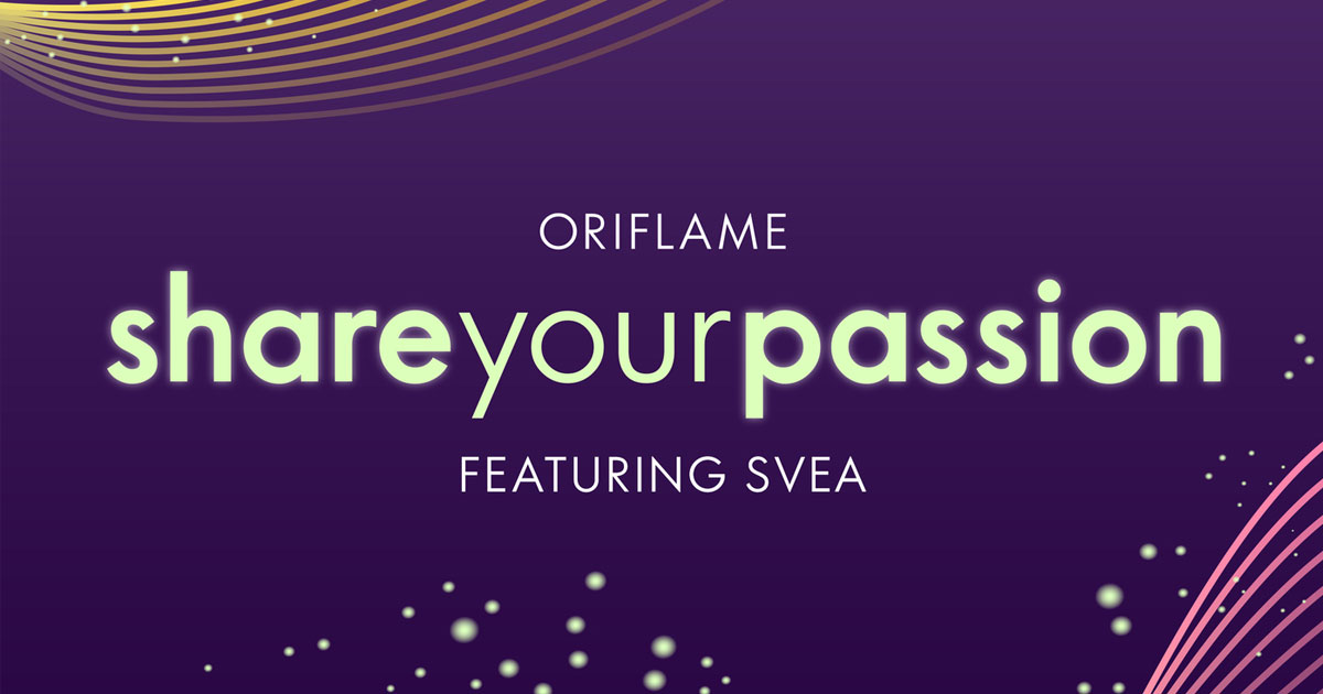 Share Your Passion Oriflame 2020
