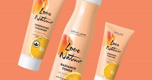 Alperce e Laranja Love Nature