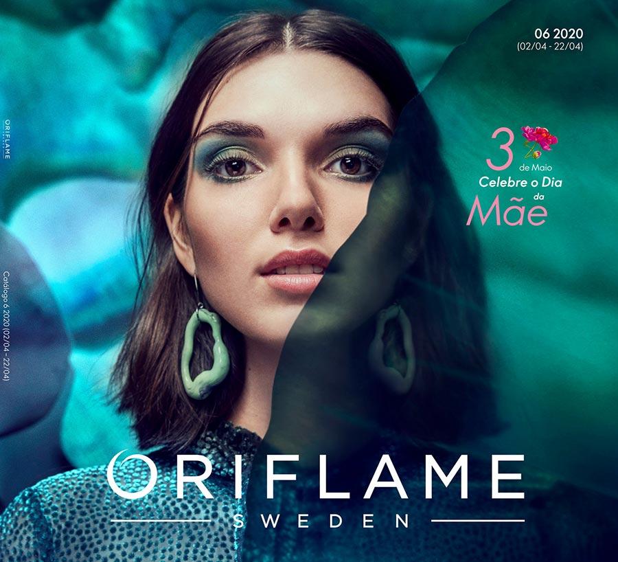 Catálogo 06 de 2020 da Oriflame