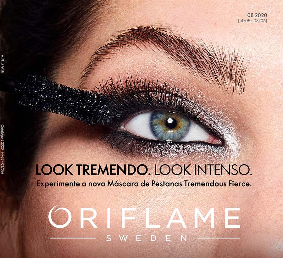 Catálogo 8 de 2020 da Oriflame
