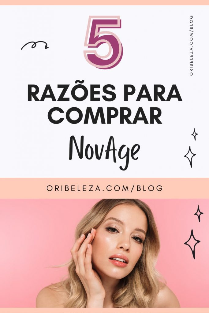Razões para Comprar NovAge