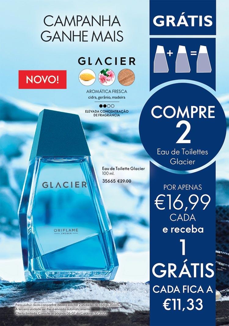 Eau de Toilette Glacier